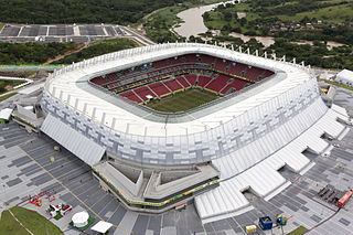2014 Brazil World Cup Stadium TPO Roof