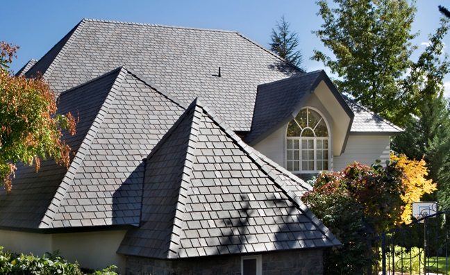 Shingle Roofing Surrey Davinci Enviroshake Composite