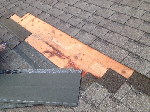 Shingle Blow Offs Roofing Repair