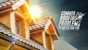 Common Roofing Problems to Watch out For