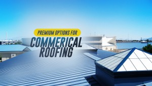Premium Options for Commercial Roofing